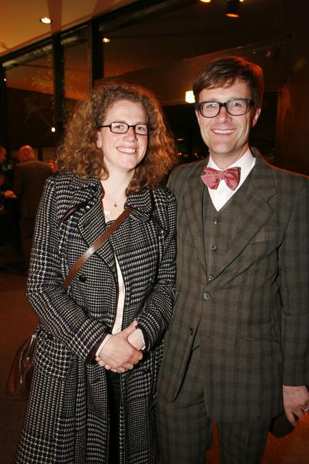 Thomas Köstlin und Heike Steinweg