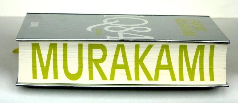 Haruki Murakami: 1Q84. Foto: Gudrun Pawelke